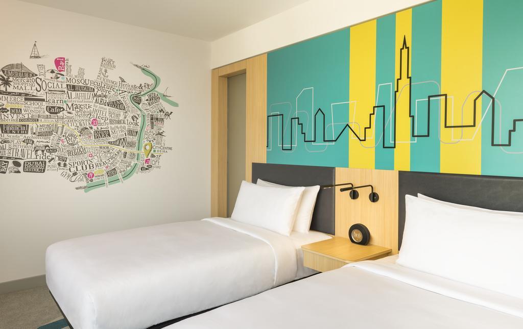 هتل 4 ستاره الفت سیتی سنتر