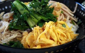 غذای ویتنامی بون